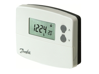 DANFOSS TP5000SI-RF ROOM STAT 5/2 DAY