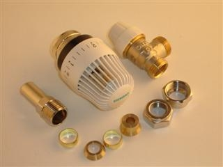 SIEMANS TRADE TRV (10/15 THERMOSTATIC RAD VALVE