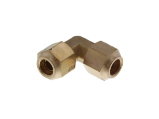 REGIN REGO110 FLARED 10MM ELBOW (2 NUTS)
