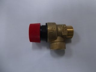 ELECTRIC HEATING COMPANY SP00144 SAFETY VALVE 3 BAR