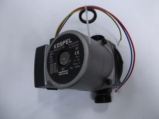 ELECTRIC HEATING COMPANY SP00506 CIRCULATING PUMP RS 15/7-3 PHASE
