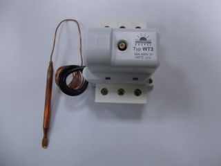 ELECTRIC HEATING COMPANY SP01394 WT-3 SAFETY CUT-OUT EKCO.A