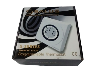 SALUS S-SERIES PROGRAMMABLE THERMOSTAT