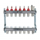 Image for Speedfit 12 Zone Stainless Steel Manifold JGUFHMAN12/3