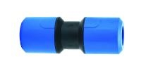 Speedfit Blue Equal Straight Couplers
