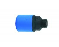 Speedfit Blue Male Adaptors