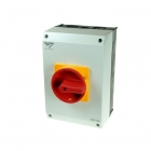 Image for Stag IS4P100 100A 4POLE Rotary Switch - IS4P100