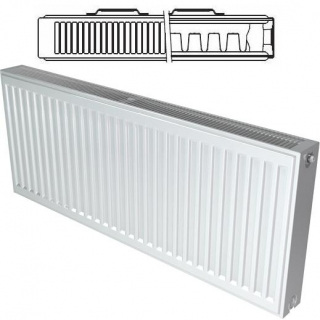 Stelrad Compact Double Panel Single Convector Radiators