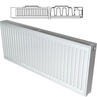 Stelrad Compact Single Panel Single Convector Radiators