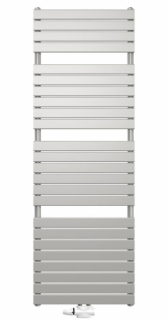 Stelrad Concord Single Towel Rail - White