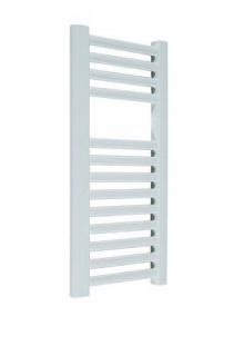 Stelrad Ladder Mini Straight Towel Rail 700mm x 400mm White