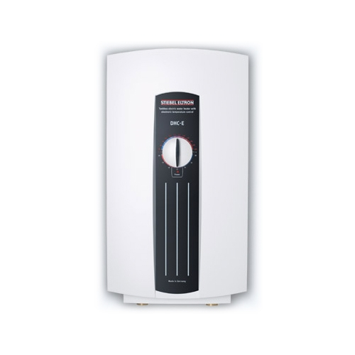 stiebel eltron dhc e unvented instantaneous water heater water heaters. Black Bedroom Furniture Sets. Home Design Ideas