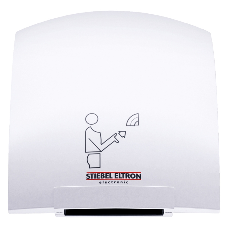 stiebel eltron hte4 electronic hand dryer hand dryers. Black Bedroom Furniture Sets. Home Design Ideas