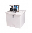 Image for Stuart Turner Aquaboost ABI V1000-150-55-DA Twin In-Tank Compact Water Booster