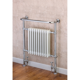 Supplies4Heat Boleyn Traditional Towel Rail