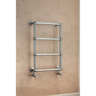 Supplies4Heat Cleves 750x500mm Wall Mounted Traditional Towel Rail