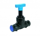 Image for Talbot MDPE Plastic Stopcock - 20mm - E5252