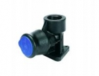 """Image for Talbot MDPE Wallplate Elbow - 25mm x 1/2"""" - E2799"""