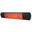 Image for Tansun Rio Grande Low Glare Black 1.5kW Outdoor Heater RIO315IPB