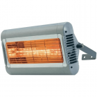 Image for Tansun Sorrento IP Low Glare Silver 2.0kW Outdoor Heater SOR220IPS