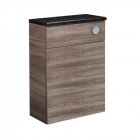 Image for Tavistock Courier 600mm BTW Unit Havana Oak - CR6BTWHV