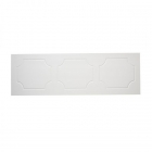 Image for Tavistock Milton 1700mm Front Bath Panel - White - O313