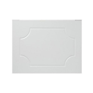 Milton 700mm End Bath Panel - White