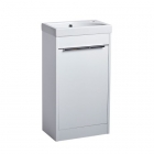 Image for Tavistock Sequence 450mm Basin Unit White - SQ450FW