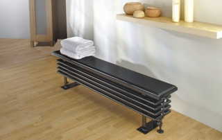 The Radiator Company Ancona Bench Seat Radiator