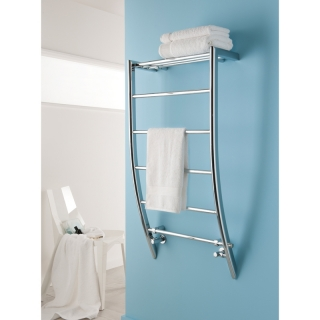 The Radiator Company Aurelia Towel Rail