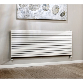 The Radiator Company Camino Double Horizontal Designer Radiators