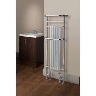 The Radiator Company Chalfont 1500x500mm Towel Rail