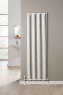 The Radiator Company Ingot Single Vertical Radiator