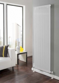 The Radiator Company TRC 25 Single Vertical Radiator
