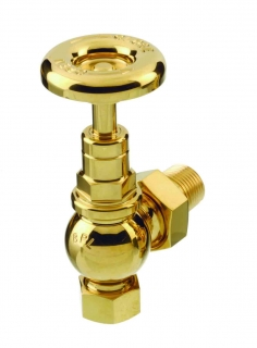 The Radiator Company TRC Manual Valves - Brass
