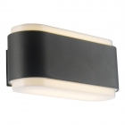Image for TIME LED 10w LED Up/Down Garden Wall Light incl lamp - IP44 - 778340