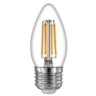 Image for TIME LED 4W E27 LED Dimmable Candle Lamp Warm White - 750476
