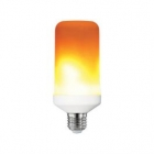 Image for TIME LED Decorative Flame E27 Lamp - Opaque  White - 774373