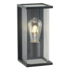 Image for TIME LED E27 Single LED Garden Wall Sconce - IP44 - 778333