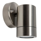 Image for TIME LED GU10 FIXED Spotlight MAX 35W Brushed STEEL - IP45 (118mm) - 781487