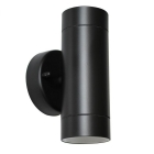 Image for TIME LED GU10 UP/DOWN FIXED Spotlight MAX 35W Black - IP45 (155mm) - 781531