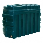Image for Titan ES1225 Bunded EcoSafe Oil Storage Tank - Bottom Outlet