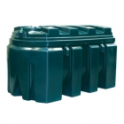 Image for Titan ES1800 Bunded EcoSafe Oil Storage Tank - Bottom Outlet