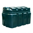 Image for Titan ES2500 Bunded EcoSafe Oil Storage Tank - Bottom Outlet