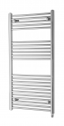 Image for Towelrads Richmond Straight Chrome 1186mm x 600mm Electric Towel Rail - RECS118660