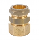 TracPipe Copper Compression Coupling