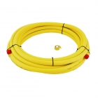 Image for TracPipe 28mm x 10m Gas Pipe & Tape Kit