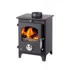 Image for Trianco Newton 8kW Multifuel Stove Black - 3938