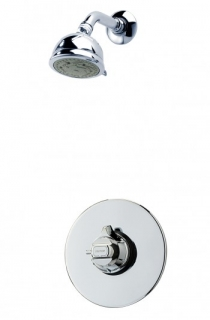 Triton Dart Built-in Mixer Shower With Fixed Head