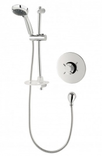 Triton Mersey Sequential Built-in Mixer Shower - Chrome